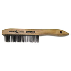 ANR 387SS Anchor Brand  Hand Scratch Brush 387SS ANR387SS