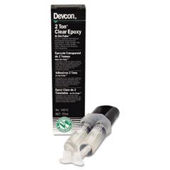 DVC 14310 Devcon 2 Ton Clear Epoxy 14310 DVC14310