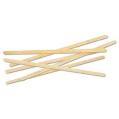 ECO NTSTC10CCT Eco-Products Wooden Stir Sticks ECONTSTC10CCT