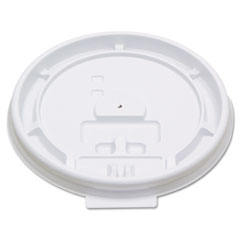 BWK 8TABLID Boardwalk  Hot Cup Tear-Tab Lids BWK8TABLID