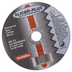 "MEB 55998 metabo  ""SLICER-PLUS"" High-Performance Cutting Wheel 55998 MEB55998"