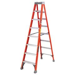 LOU FS1508 Louisville  FS1500 Series Fiberglass Step Ladder FS1508 LOUFS1508