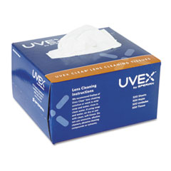 UVX S462 Honeywell Uvex Clear Lens Cleaning Tissues UVXS462