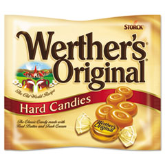 WRT 039856 Werther's Original Hard Candies WRT039856