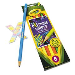 CYO 681120 Crayola Extreme Colored Pencil Set CYO681120