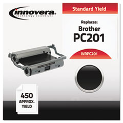 IVR PC201 Innovera PC201 Thermal Print Cartridge Ribbon IVRPC201