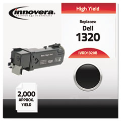 IVR D1320B Innovera D1320Y, D1320M, D1320C, D1320B Toner IVRD1320B