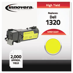 IVR D1320Y Innovera D1320Y, D1320M, D1320C, D1320B Toner IVRD1320Y