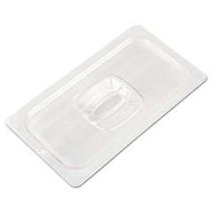 RCP 121P23CLE Rubbermaid Commercial Cold Food Pan Covers RCP121P23CLE