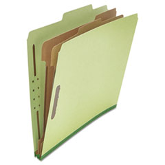UNV 10271 Universal Four-, Six- and Eight-Section Classification Folders UNV10271
