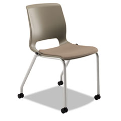 HON MG201CU24 HON Motivate Four-Leg Stacking Chair HONMG201CU24