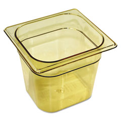 RCP 206PAMB Rubbermaid Commercial Hot Food Pans RCP206PAMB