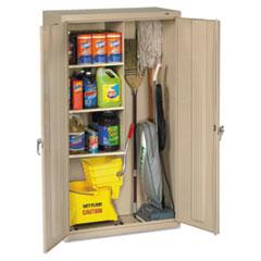 TNN JAN6618DHPY Tennsco Janitorial Cabinet TNNJAN6618DHPY