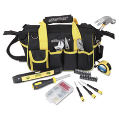GNS 21044 Great Neck 32-Piece Expanded Tool Kit with Bag GNS21044