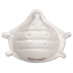 UVX 14110444 Honeywell ONE-Fit N95 Single-Use Molded-Cup Particulate Respirator UVX14110444