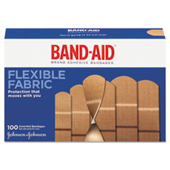 JOJ 11507800 BAND-AID Flexible Fabric Adhesive Bandages JOJ11507800