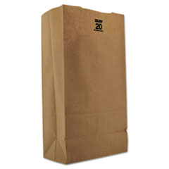 BAG GX2060 General Grocery Paper Bags BAGGX2060