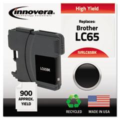 IVR LC65BK Innovera LC65BK, LC65C, LC65M, LC65Y Ink IVRLC65BK