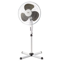 "LAK LSF1610CWM Lakewood 16"" Three-Speed Oscillating Pedestal Fan LAKLSF1610CWM"