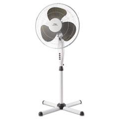"LAK LSF1610CWM Lakewood 16"" Three-Speed Oscillating Pedestal Fan LAKLSF1610CWM"