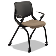 HON MN202SDCU24 HON Motivate Nesting/Stacking Flex-Back Chair HONMN202SDCU24