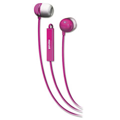 MAX 190304 Maxell In-Ear Buds with Built-in Microphone MAX190304