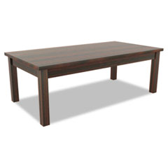 ALE VA7548MY Alera Valencia Series Corner Occasional Table ALEVA7548MY