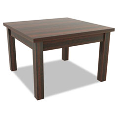 ALE VA7524MY Alera Valencia Series Corner Occasional Table ALEVA7524MY