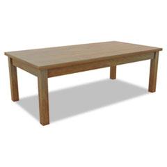ALE VA7548MC Alera Valencia Series Corner Occasional Table ALEVA7548MC