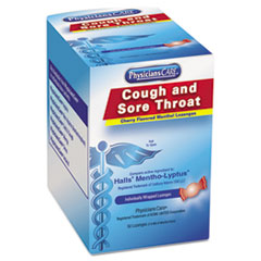 ACM 90306 PhysiciansCare Cough and Sore Throat Lozenges ACM90306