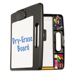 OIC 83382 Officemate Portable Dry Erase Clipboard Case OIC83382