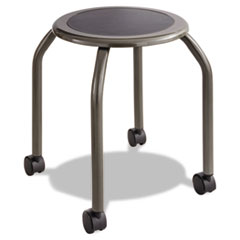 SAF 6667 Safco Mayline Diesel Industrial Stool with Stationary Seat SAF6667