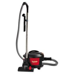 EUR SC3700A Sanitaire Quiet Clean Canister Vacuum EURSC3700A