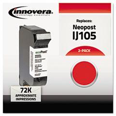 IVR 105 Innovera 105 Postage Ink IVR105