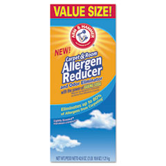 CDC 3320084113 Arm & Hammer Carpet & Room Allergen Reducer and Odor Eliminator CDC3320084113