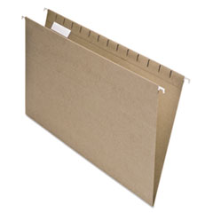 PFX 76542 Pendaflex Earthwise by Pendaflex 100% Recycled Colored Hanging File Folders PFX76542