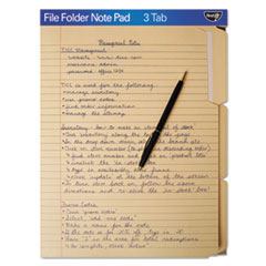 IDE FT07210 find It File Folder Note Pad IDEFT07210