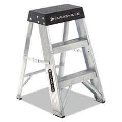 DAD AS3002 Louisville Aluminum Folding Step Stand DADAS3002