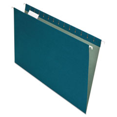 PFX 76502 Pendaflex Earthwise by Pendaflex 100% Recycled Colored Hanging File Folders PFX76502
