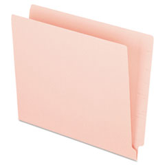 PFX H110DP Pendaflex Colored End Tab Folders with Reinforced Double-Ply Straight Cut Tabs PFXH110DP