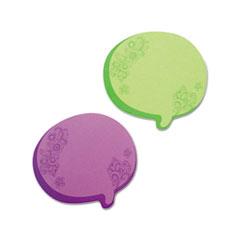 RTG 22102 Redi-Tag Thought Bubble Notes RTG22102