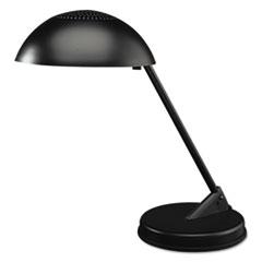 LED L563MB Ledu CFL Domed Desk Lamp LEDL563MB