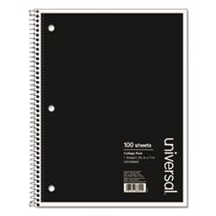 UNV 66600 Universal Wirebound Notebook UNV66600
