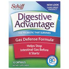 DVA 00136 Digestive Advantage Probiotic Gas Defense Capsule DVA00136