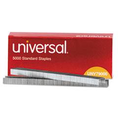 UNV 79000 Universal Standard Chisel Point Staples UNV79000