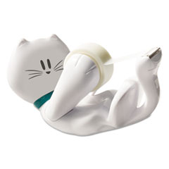 MMM C39KITTY Scotch Designer Tape Dispenser MMMC39KITTY