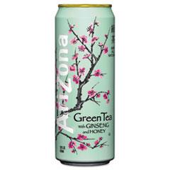 AZC 827195 Arizona Green Tea with Ginseng & Honey AZC827195