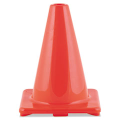 CSI C6OR Champion Sports Hi-Visibility Vinyl Cones CSIC6OR