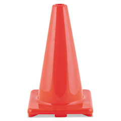 CSI C18OR Champion Sports Hi-Visibility Vinyl Cones CSIC18OR