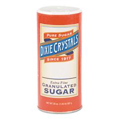 MKL 24003 Diamond Crystal Granulated Sugar Canisters MKL24003